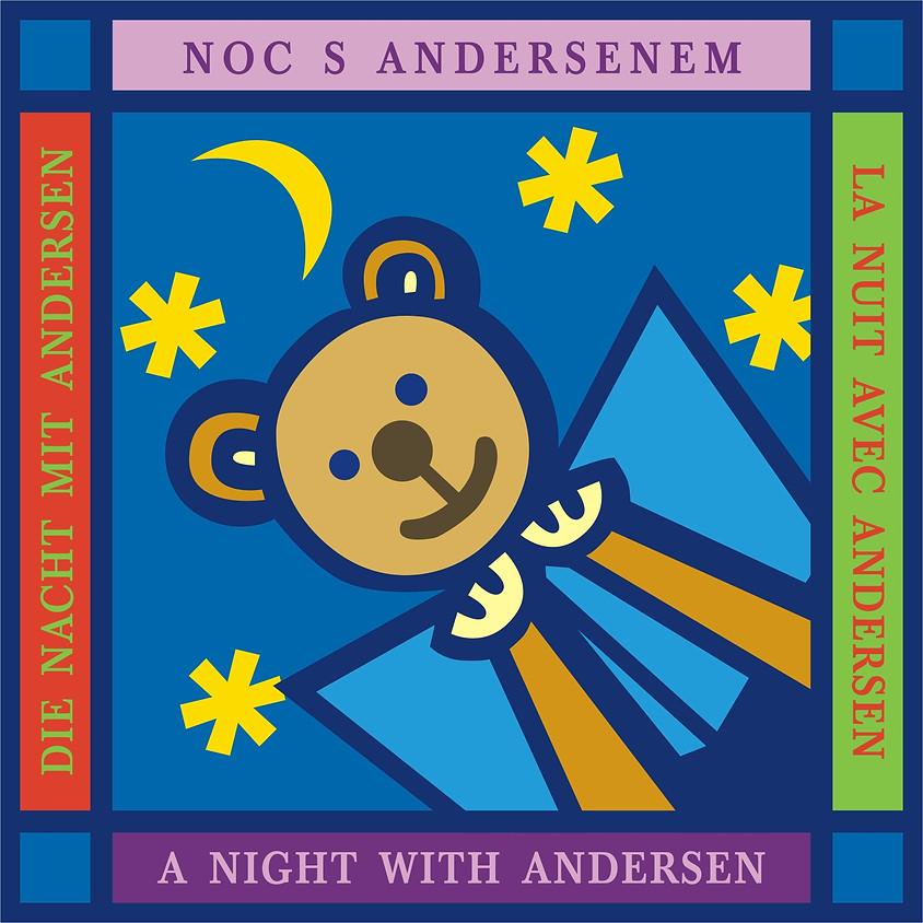 """Noc s Andersenem """"Egyptská noc"""""""
