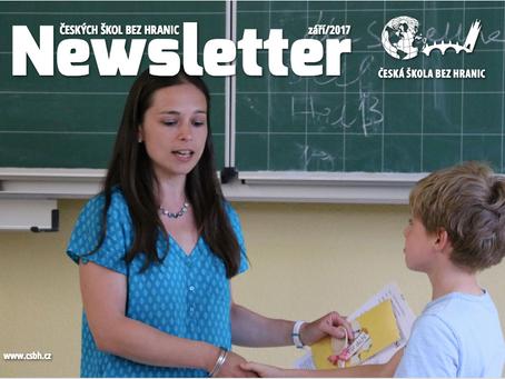 8. číslo Newsletteru
