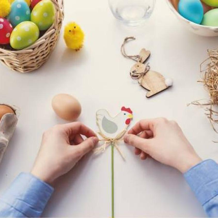 Velikonoční workshop