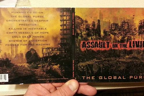 The Global Purge CD