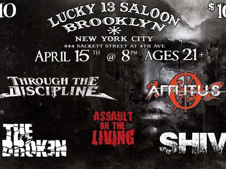 Brooklyn Show @ Lucky 13 Saloon