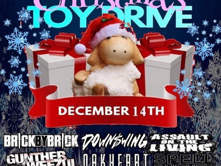Toys for Tots Benefit Show Dec 14th 2019