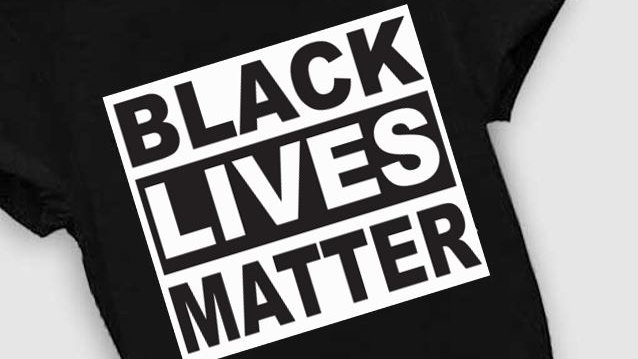 Kids Black Lives Matter T-Shirt
