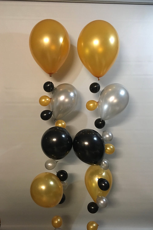 Balloon Bubble Strands