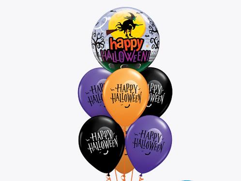 Haunting Halloween Balloon Bouquet
