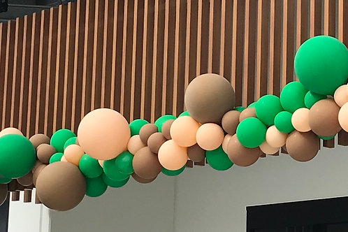Hang yourself Large size 6m Balloon Garland