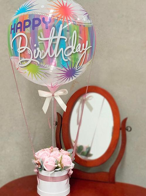 Birthday Hot Air Balloon