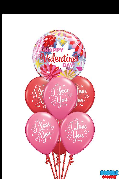 You Make Life More Beautiful Balloon Bouquet