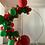 Thumbnail: Mesh Circle Hire and balloon garland