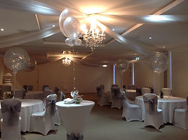 Balloons North Brisbane - Wedding Balloons - Confetti Balloons - Helium Balloons - Lights Balloons Delivered