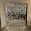 Thumbnail: Silver Shimmer Wall Hire and Balloon Garland