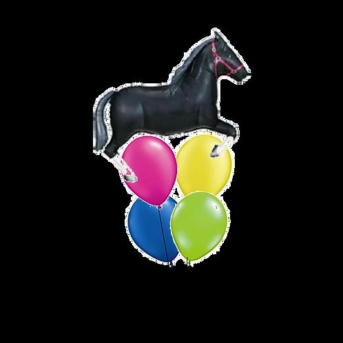 Horse Balloon Bouquet