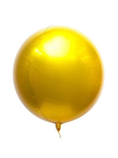 40cm Foil Orb Balloon
