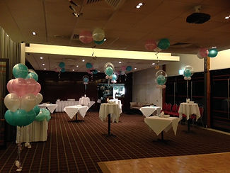 Balloons North Brisbane - Balloons - Room Decor - Helum Balloons - Birthdays - Engagements - Corporate Functions