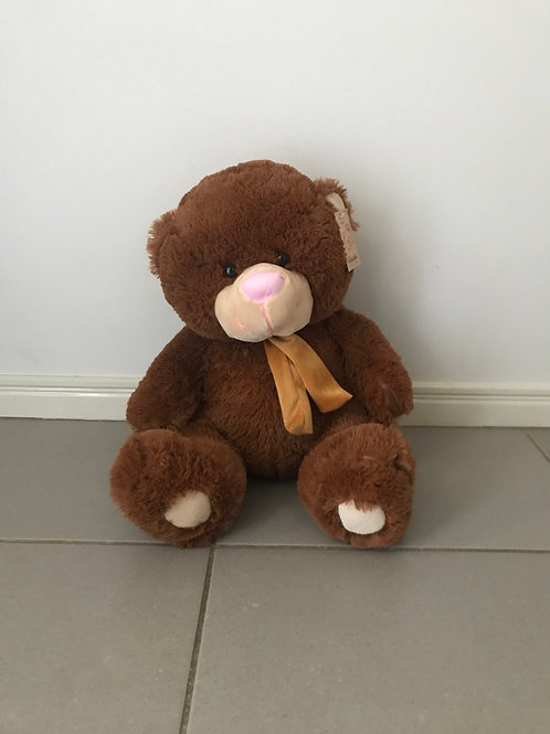 Large Brown Teddy Bear