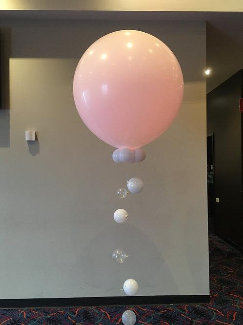 Jumbo balloon with Light