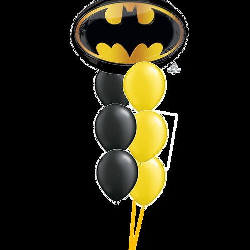Batman Balloon Bouquet