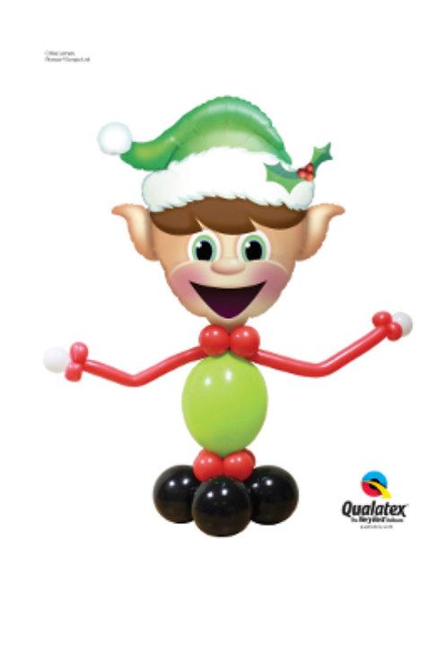 Cheeky Christmas Elf