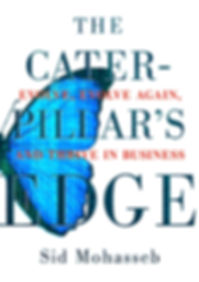 The caterpillars edge book cover