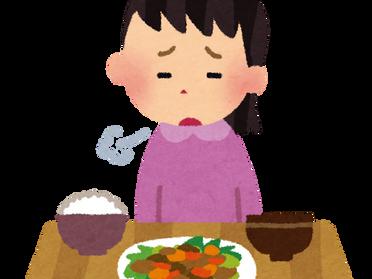 【コラム】食欲がないときは、無理に食べない