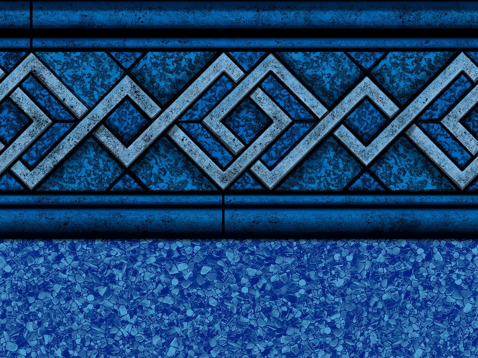 HAMLIN BLUE BEACH PEBBLE