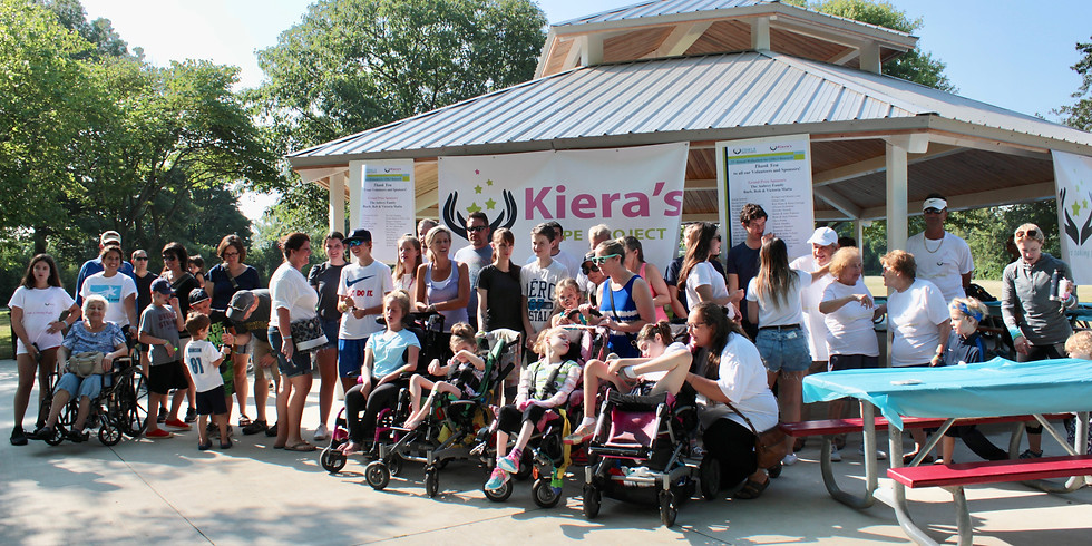 Kiera's Hope Project 8th Annual Walk for CDKL5 Research