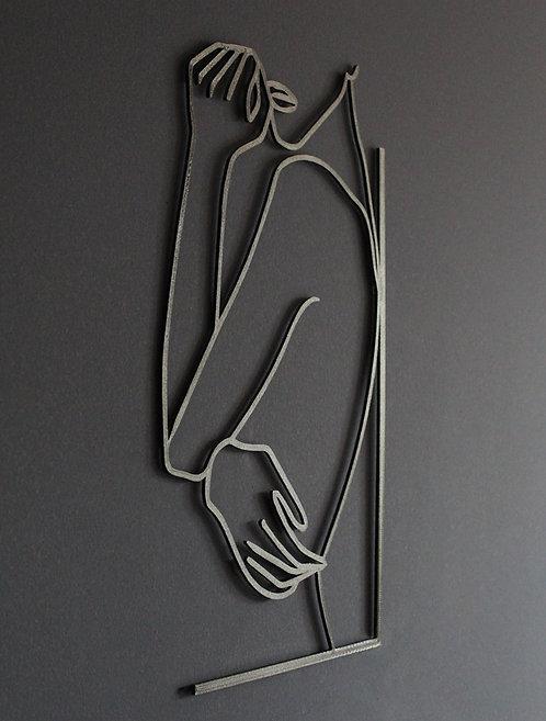LineArt wandecoratie