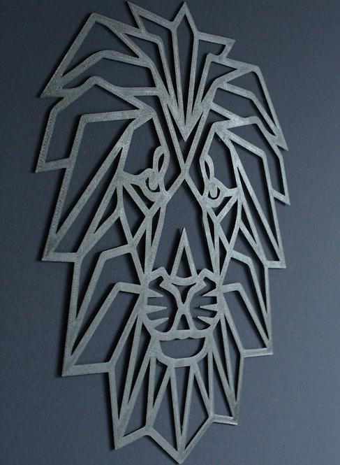 Wanddecoratie 250x300 mm