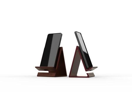 Custom design phone holder