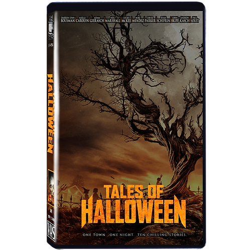 Tales of Halloween VHS