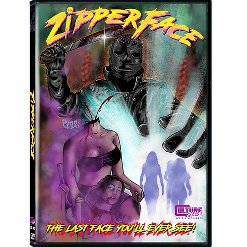 Zipperface Special Edition DVD