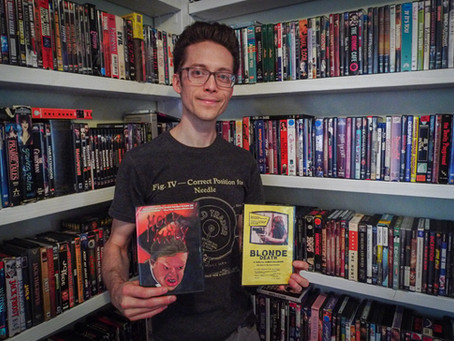 Get Some Magazine interviews Verboden Video