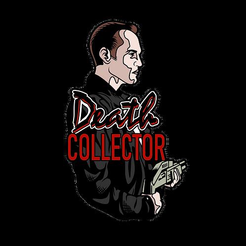 Death Collector enamel pin
