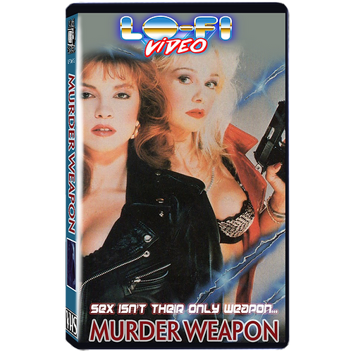 Murder Weapon VHS