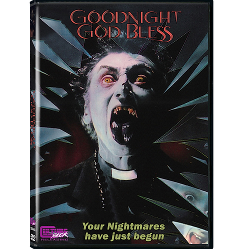 Goodnight God Bless Special Edition DVD
