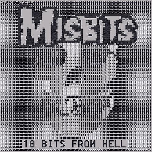 "Misbits ""10 Bits From Hell"" Vinyl LP"