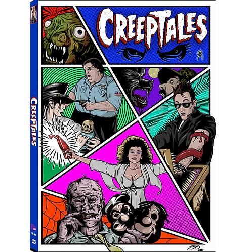 CreepTales Special Edition DVD