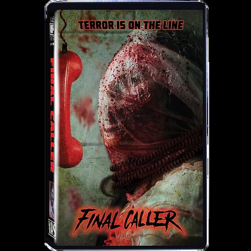 Final Caller VHS
