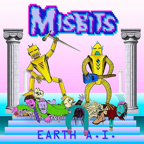 "Misbits ""Earth A.I."" Vinyl EP"
