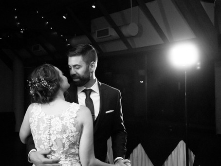 An Autumn Wedding at Simon Fraser University