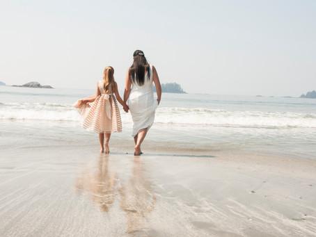 The Beaches of Tofino British Columbia - Nicole & Christian