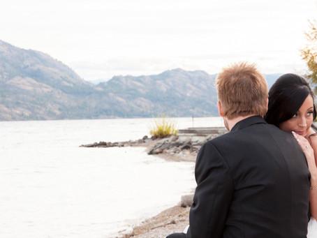 The Perfect Intimate Wedding With Emilia & Darren