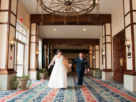Brad & Chelsea's Sun Peaks Resort Wedding