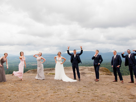 A Decade of Wedding Photography