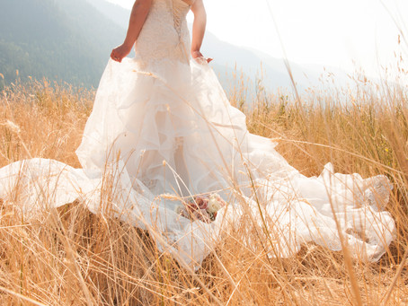 A Country-Style Kootenay Region Wedding in the Park