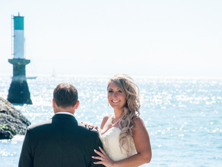 Whytecliff Park - A West Vancouver Wedding with Christa & Rafal