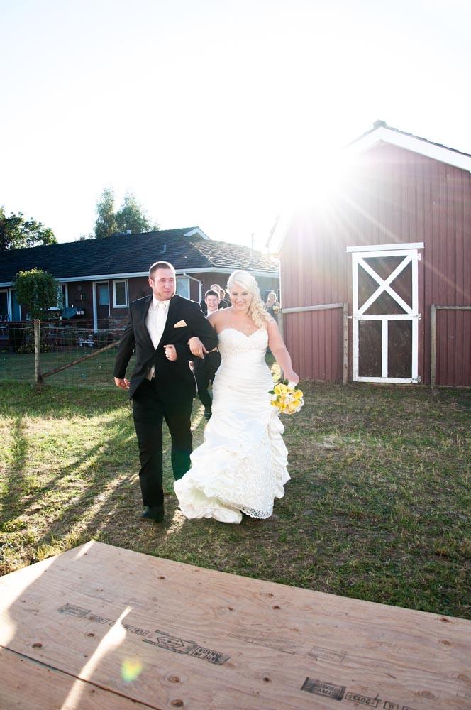An Outdoor Wedding in Chilliwack
