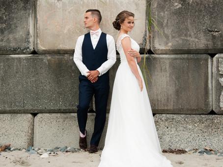 A True Oceanside Wedding at Tigh Na Mara Resort