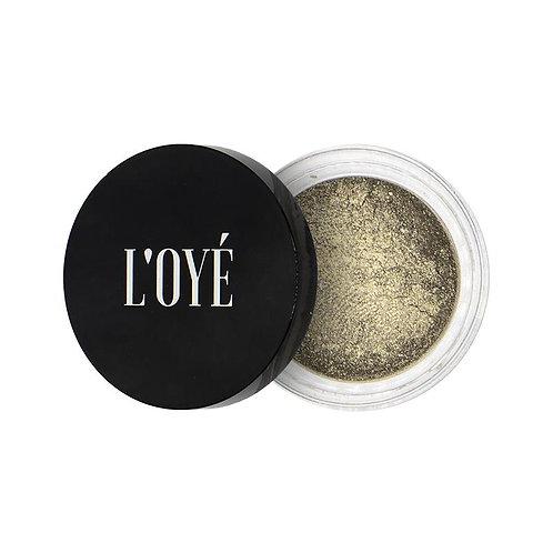 eyeshadow glossy olive