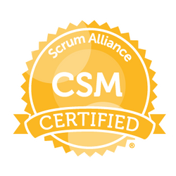 Scrum Alliance CMS